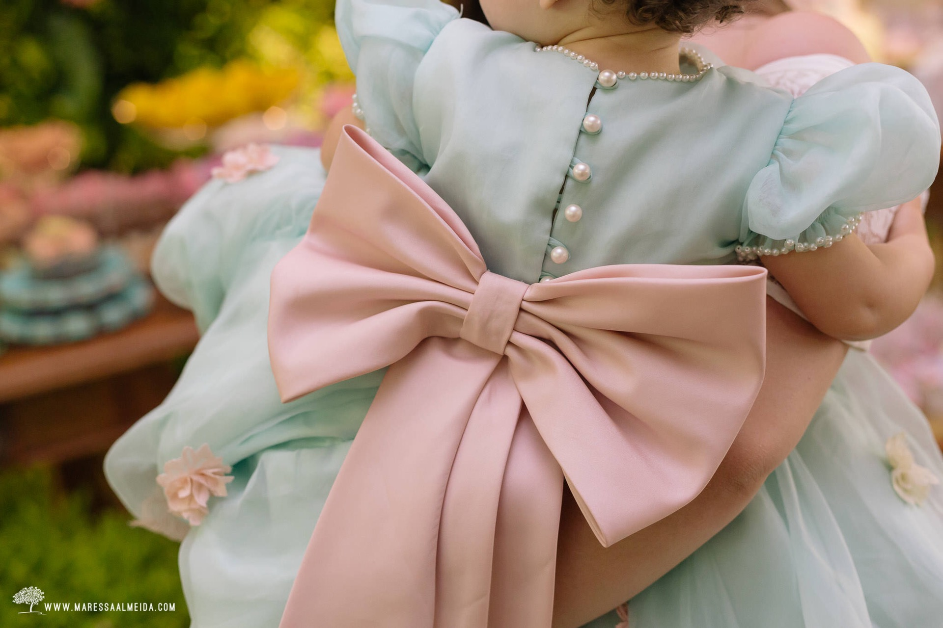 Vestido Nenem Quando Eu Virei Mãe